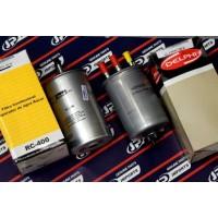 Kit Filtro De Combustivel Ssangyong Actyon Kyron Rexton JP000408 JP002466
