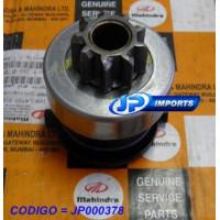 BENDIX MOTOR PARTIDA IMPULSOR MAHINDRA SCORPIO SUV 2.6 PICK-UP 2.6 0307CC0161N JP000378