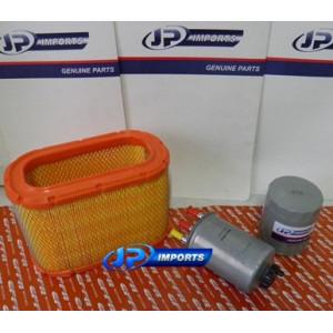 KIT FILTRO EFFA JMC N601 2.8 115cv TODOS REVISAO JP000628 JP000442 JP003090